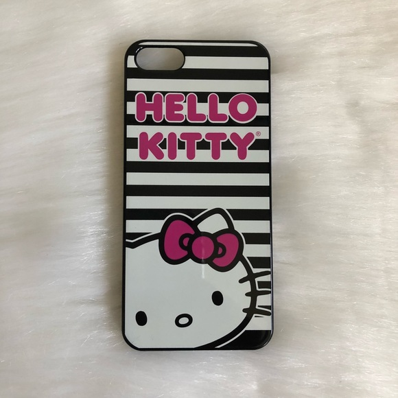 hot sales 73d1d b8c4e Hello Kitty iPhone 5s Case